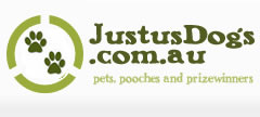 JustUsDogs.com.au - The complete guide to dogs, with breed information